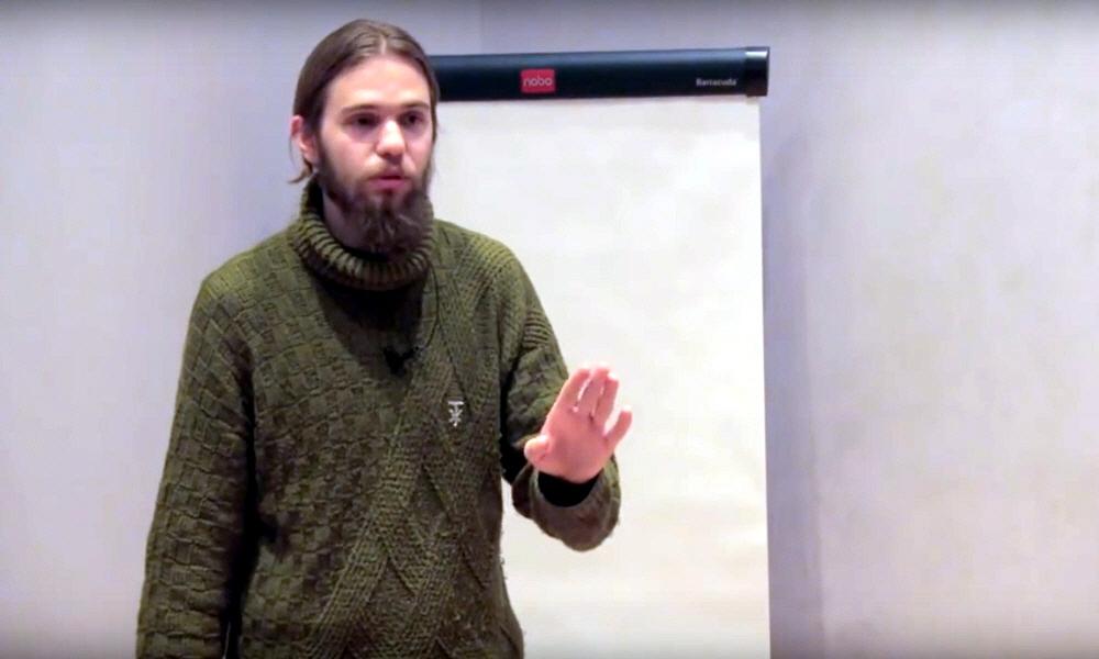 Лекция Андрея Ивашко в йога-центре Шамбала в Москве 21 февраля 2016 года