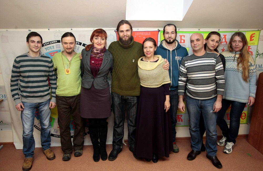 Семинар по изучению славянской Буквицы с Андреем Ивашко