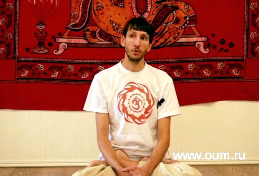 Андрей Верба о познании самого себя через йогу и медитативные практики
