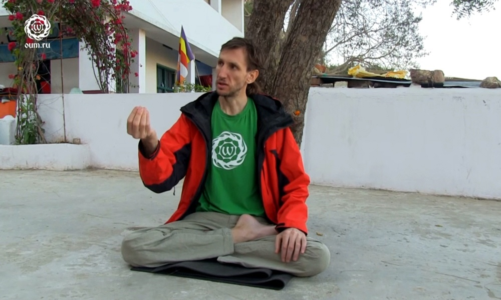 Лекции Андрея Вербы во время паломничества по местам Будды в Индии и Непале в марте 2016 года