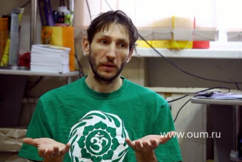 Лекция Андрея Вербы в центре творчества Ровесник в Москве 28 января 2012 года
