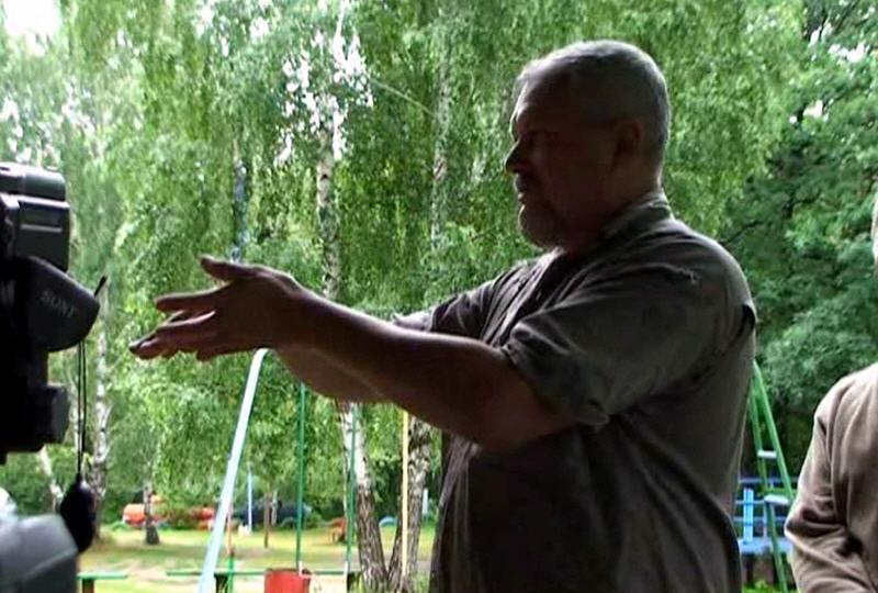 Борис Татищев на слёте КПЕ в Набережных Челнах в июле 2007 года