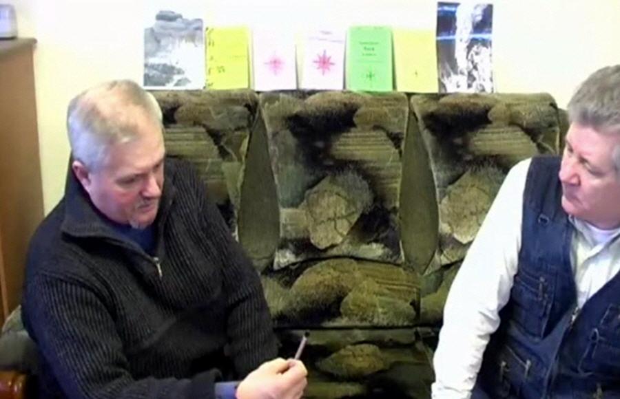 Встреча с Борисом Юрьевичем Татищевым в Геленджике в январе 2011 года