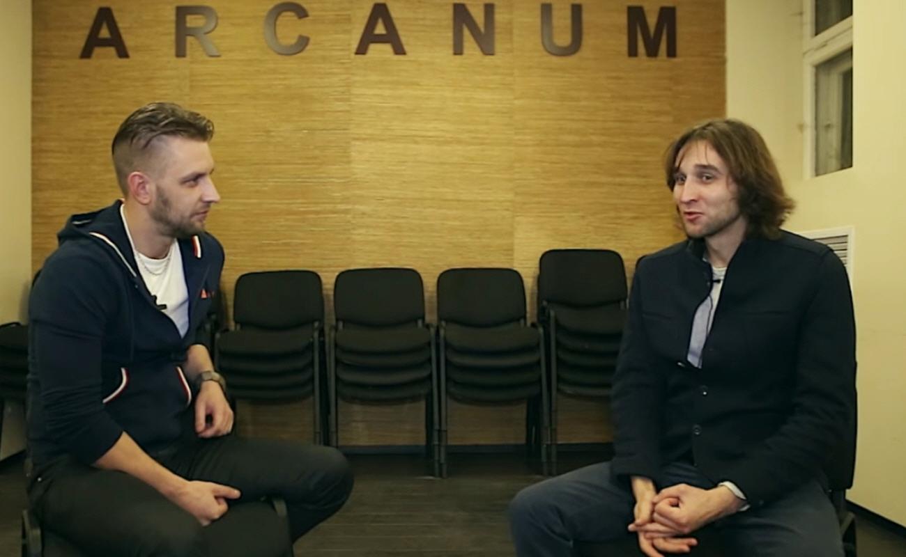 Дмитрий Лапшинов на Арканум ТВ 28 января 2014 года
