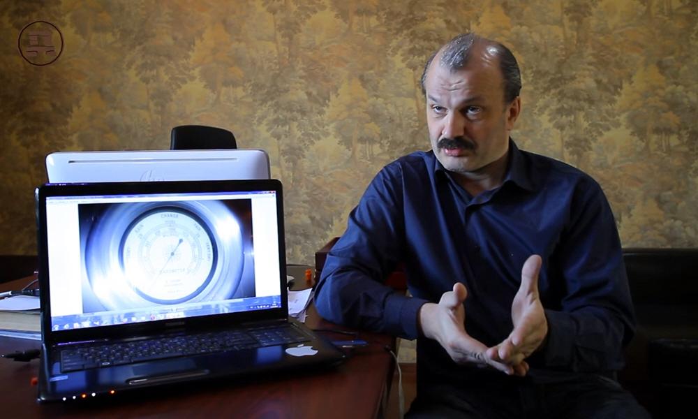 Алексей Кунгуров в цикле интервью Достояние Планеты