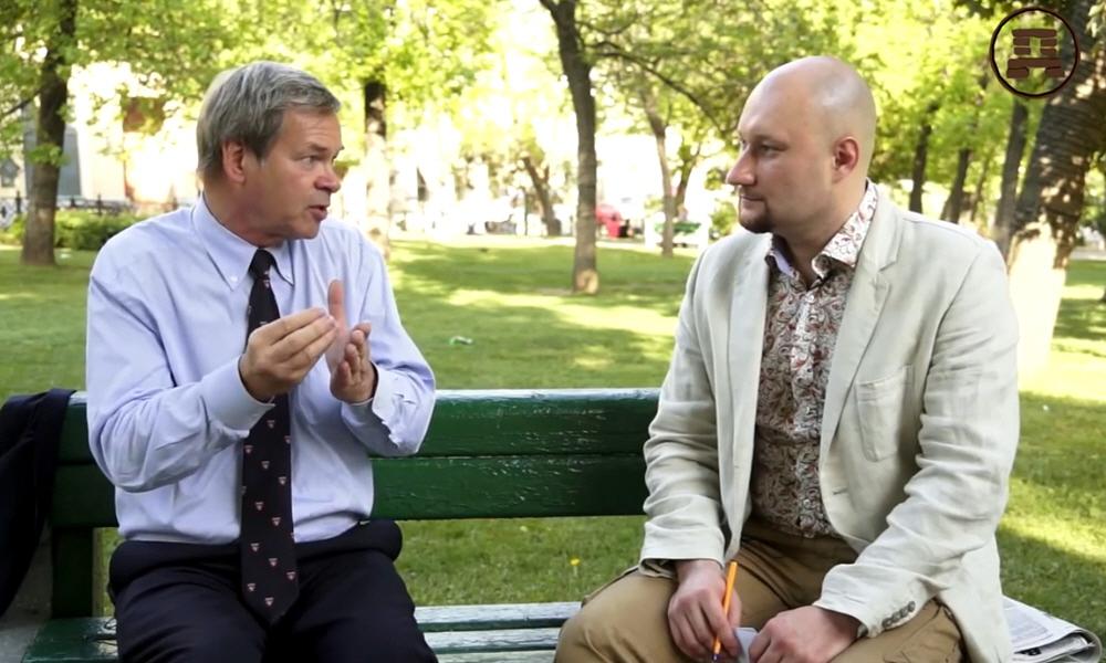 Анатолий Клёсов в цикле интервью Достояние Планеты