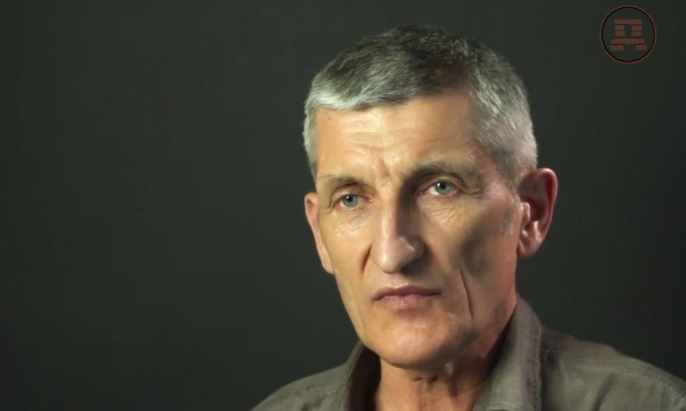 Валентин Гнатюк в цикле интервью Достояние Планеты