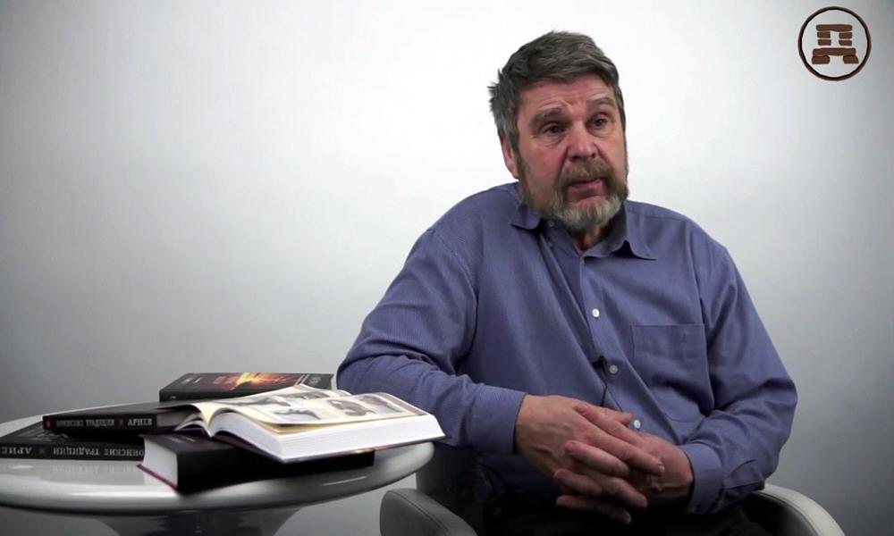 Георгий Сидоров в цикле интервью Достояние Планеты