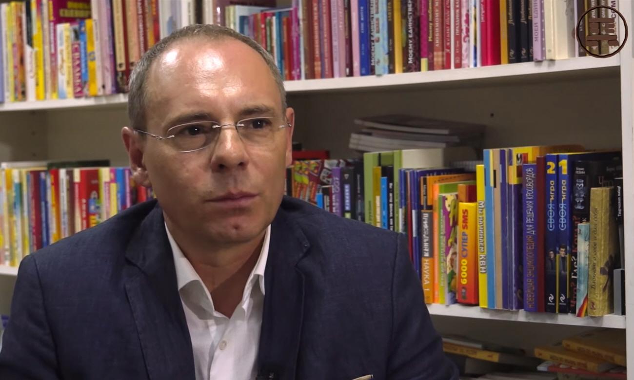 Игорь Прокопенко в цикле интервью Достояние Планеты