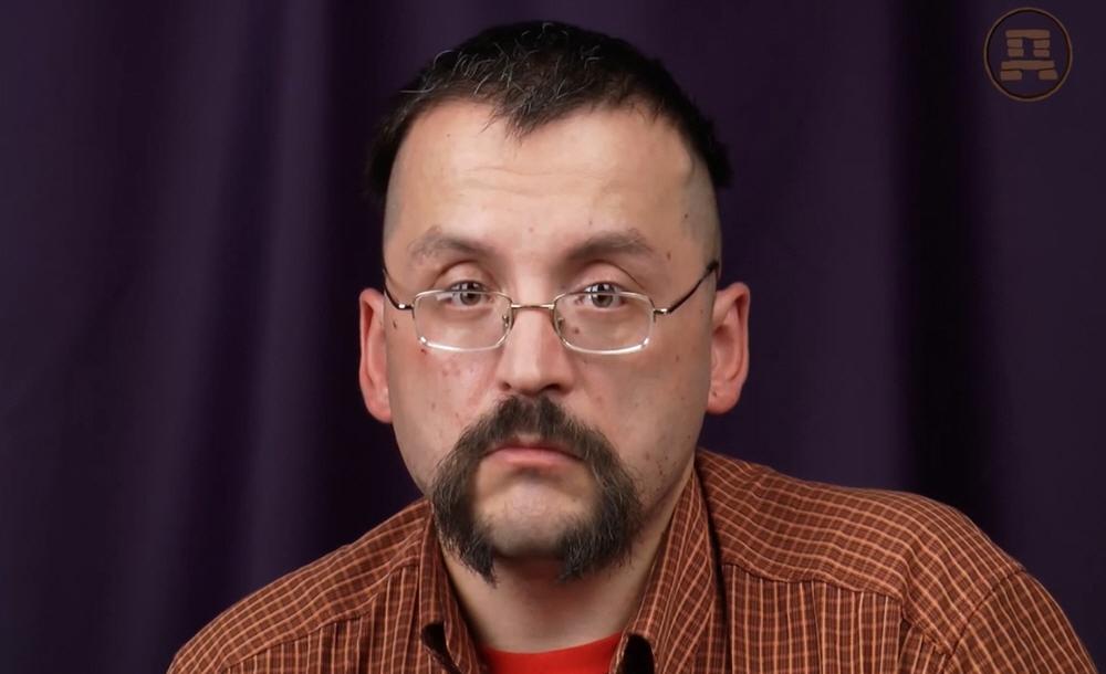 Лев Прозоров - автор серии книг на тему языческой Руси
