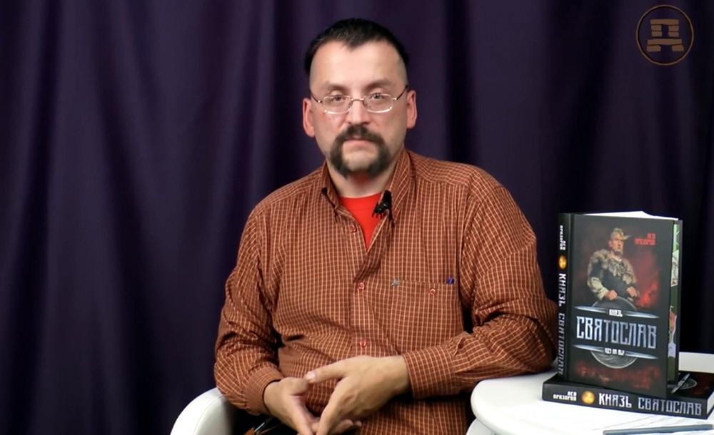 Лев Прозоров в цикле интервью Достояние Планеты