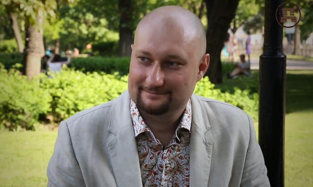 Сергей Харцызов - журналист и музыкант