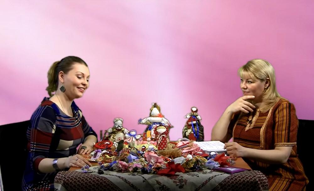 Алёна Бобылева в программе Древо Жизни
