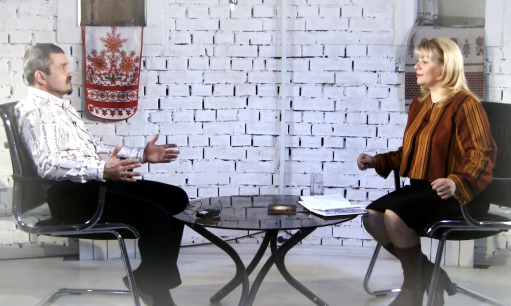 Андрей Стрепет в программе Древо Жизни