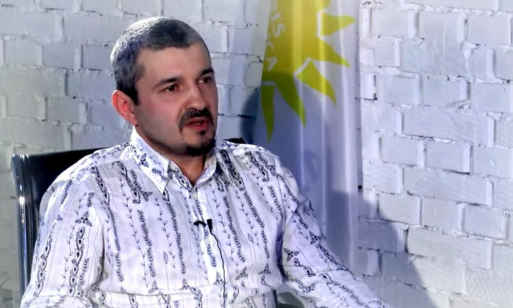 Андрей Стрепет - руководитель учебно-методического центра Русского Воинского искусства Кречет