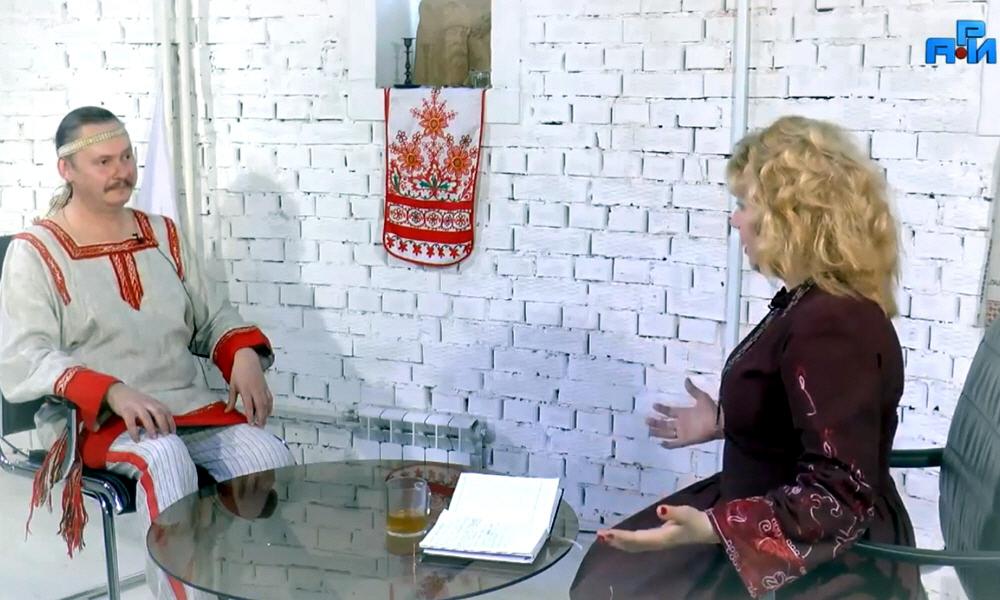 Владимир Егоров в программе Древо Жизни