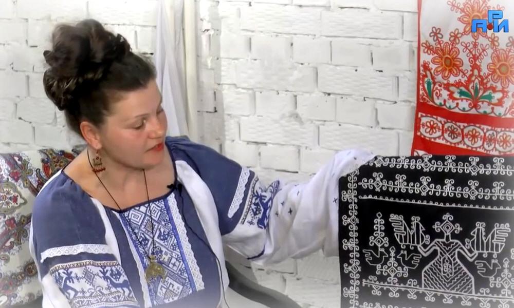 Волшебство жизни древнерусской женщины