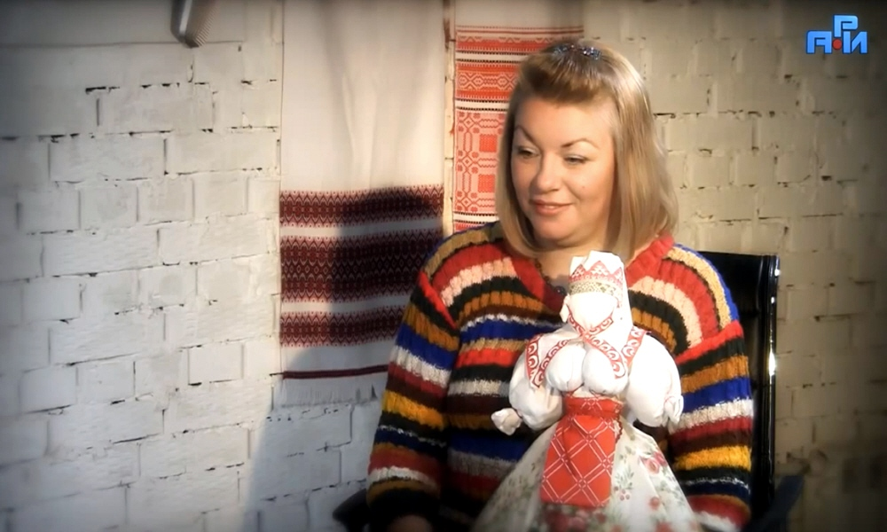 Древнерусские куклы