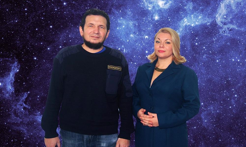 Вадим Чернобров и Велеслава Захарова Древо Жизни