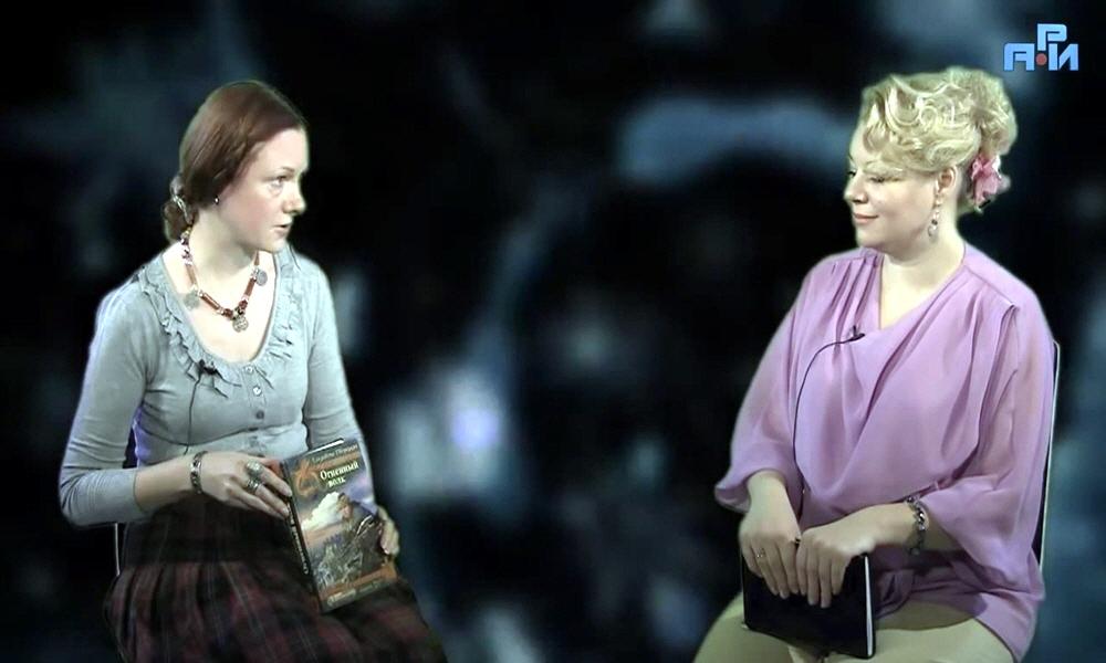 Елизавета Дворецкая в программе Велеславы Захаровой Древо Жизни
