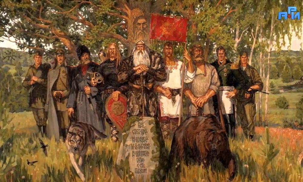 Картины художника Максима Кулешова