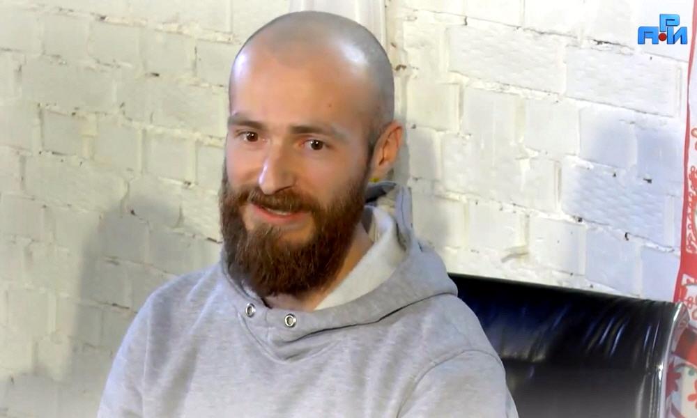 Максим Кулешов - художник-славянист, дизайнер, поэт
