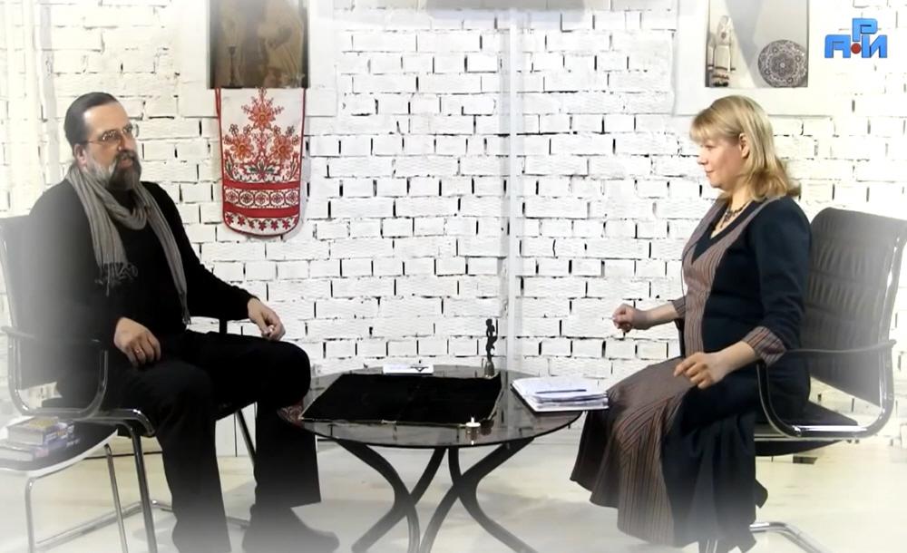 Михаил Кош в программе Велеславы Захаровой Древо Жизни
