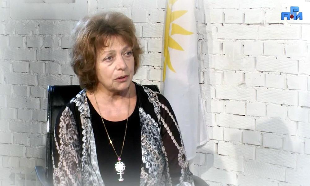 Ольга Торопова - руководитель этно-культурного центра Колосвет Древо Жизни