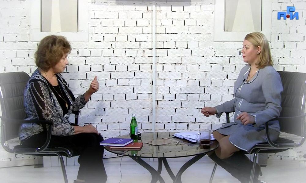 Ольга Торопова в программе Велеславы Захаровой Древо Жизни