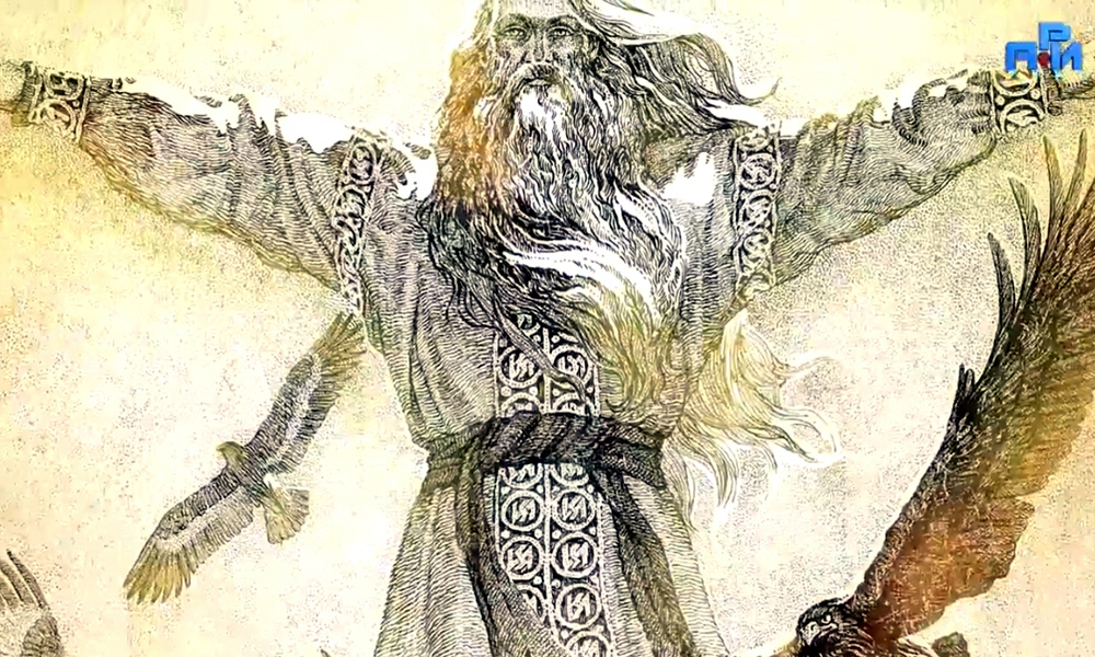 Родные Боги - Максим Кулешов