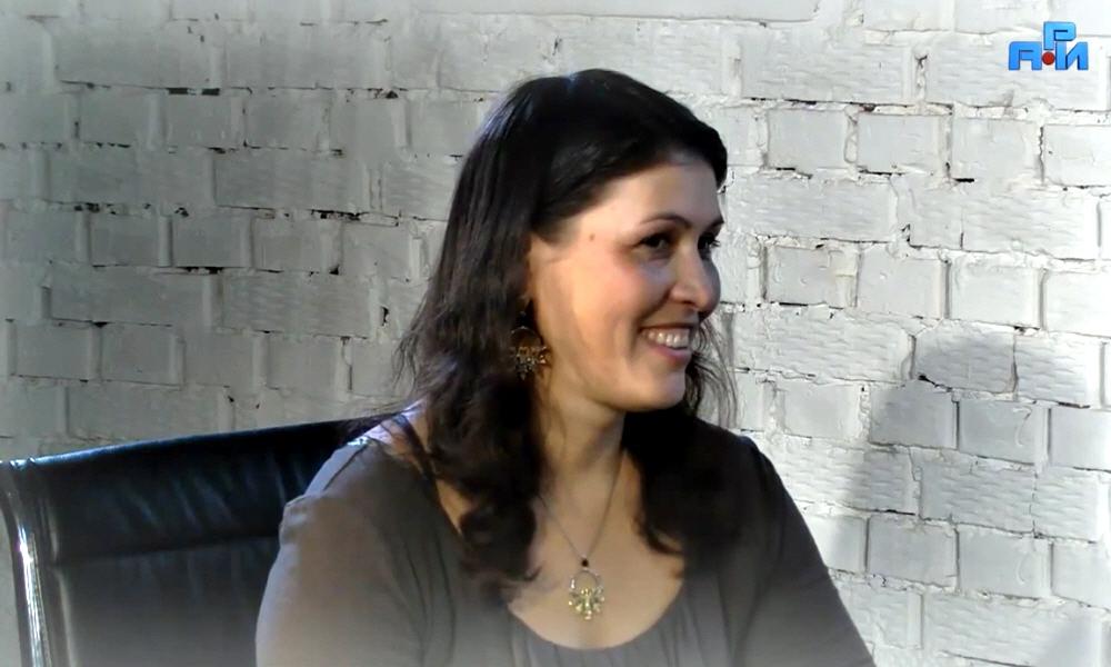 Светолада Кулешова - жена Максима Кулешова, учитель, психолог