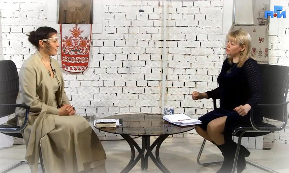 Светолада Кулешова в программе Древо Жизни