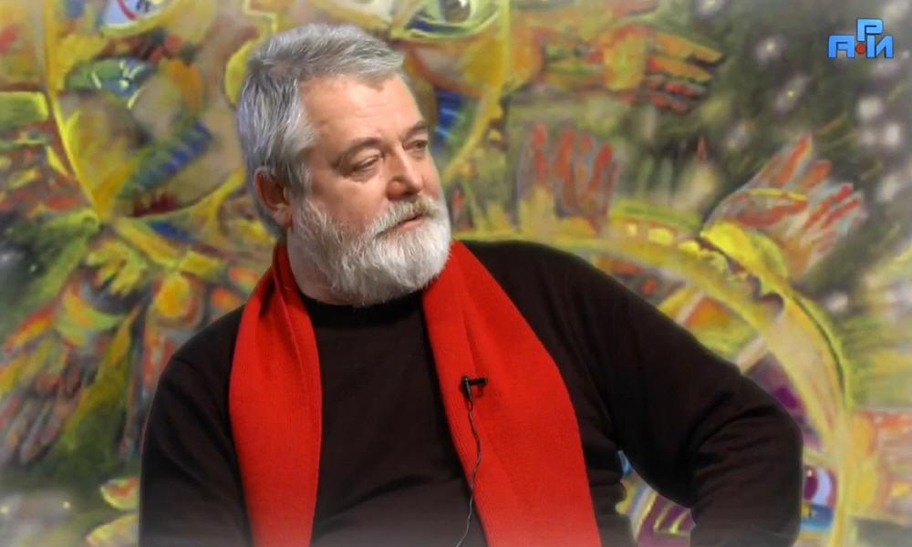Сергей Симаков - художник и практикующий астролог
