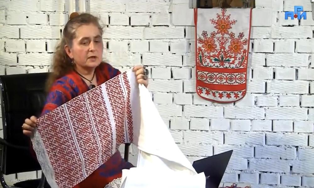 Славянские рушники