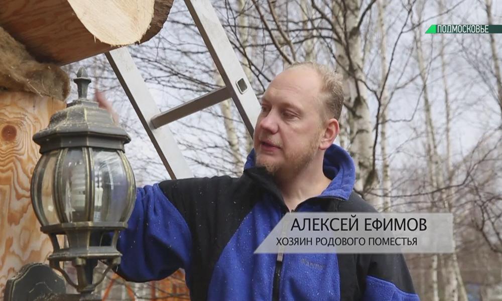 Алексей Ефимов - Жизнь в родовом доме