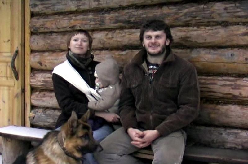 Сергей и Александра Чернявские Карелия