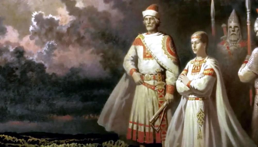 Документальный фильм Великая Тартария – Империя Русов 2011 год