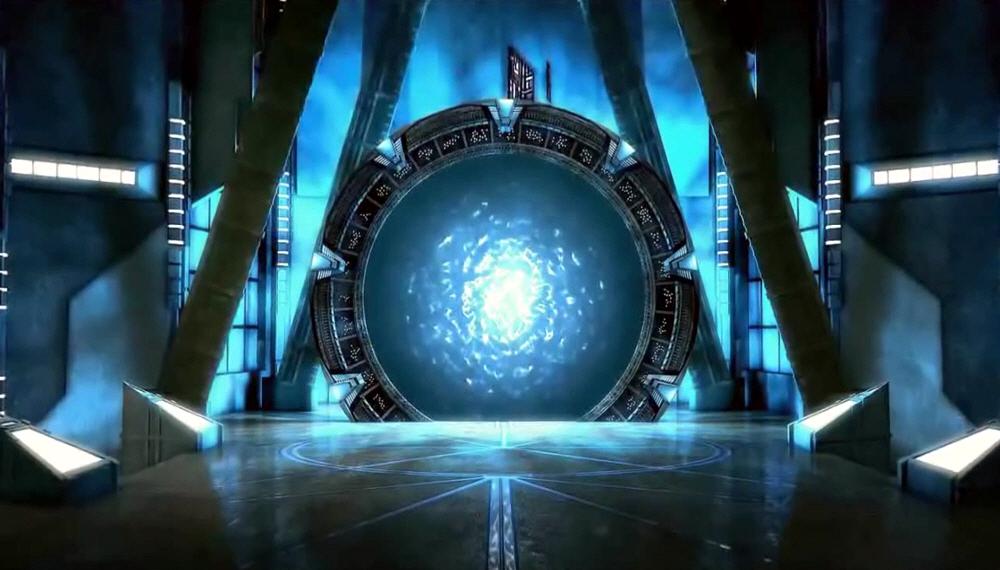 Звёздные врата для космического перемещения