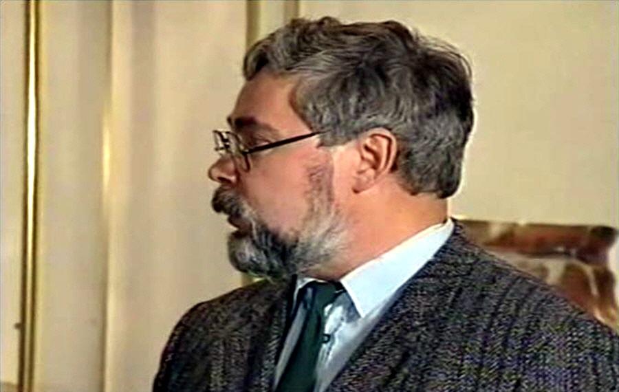 Михаил Ведейко - археолог кандидат исторических наук старший научный сотрудник Института Археологии Национальной Академии Наук Украины