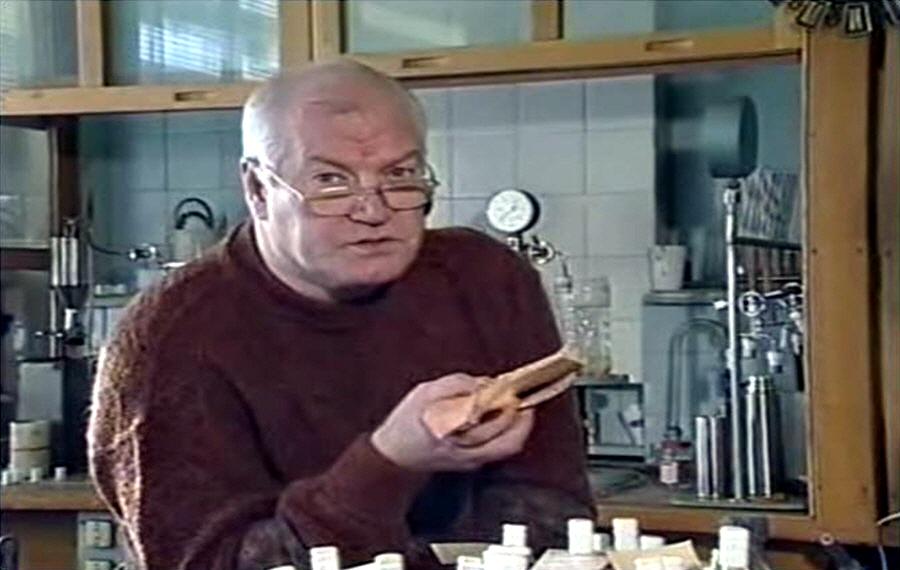 Фильм Юрия Вересоцкого Время собирать камни