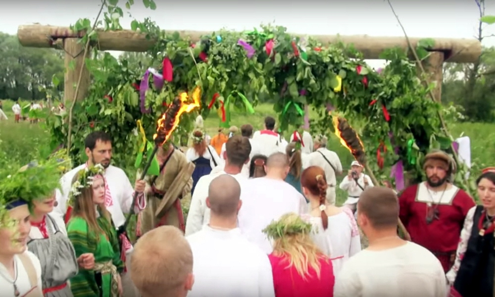 Древний славянский праздник Купала на Руси