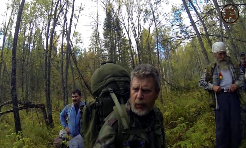 Экспедиция писателя Георгия Сидорова