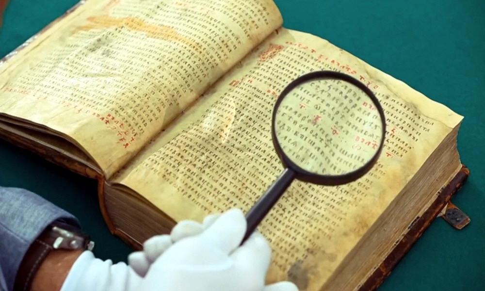 Историческая фальсификация о появлении славянской письменности