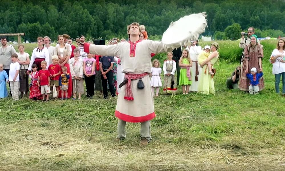 Кто такие Родноверы в современном российском обществе