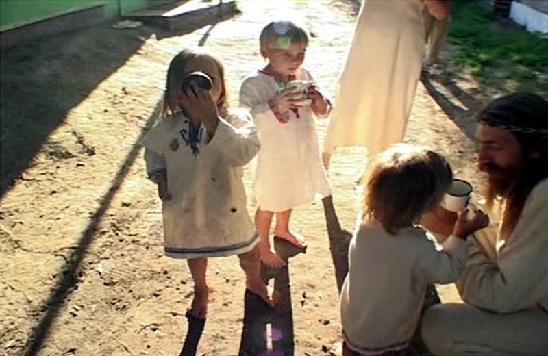 Славянские дети Ведрусов