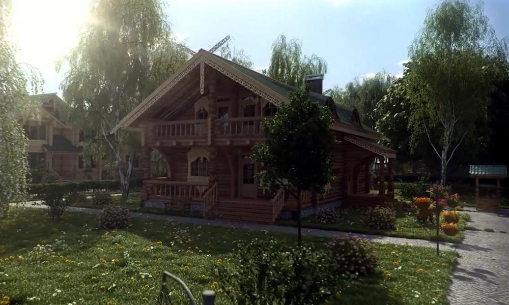Строительство Князь-града в 7км от Анапы