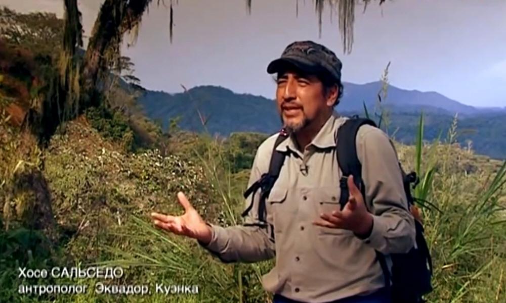 Хосе Сальседо - эквадорский антрополог