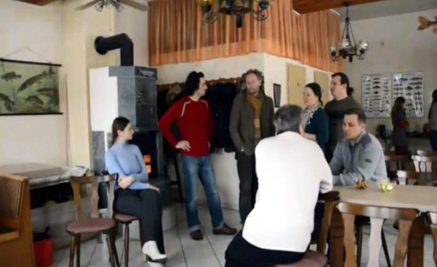 Встреча с Георгием Сидоровым в Германии