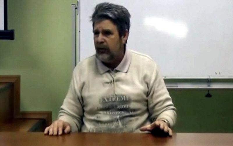 Встреча с Георгием Сидоровым в Томске