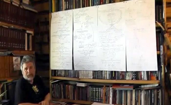 Георгий Сидоров Курс лекций Неизвестная История Человечества 2013 год